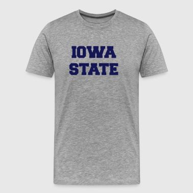 Iowa State iowa state - Men's Premium T-Shirt