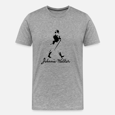Johnnie johnnie walker - Men's Premium T-Shirt