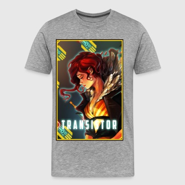 Transistor's Red - Men's Premium T-Shirt
