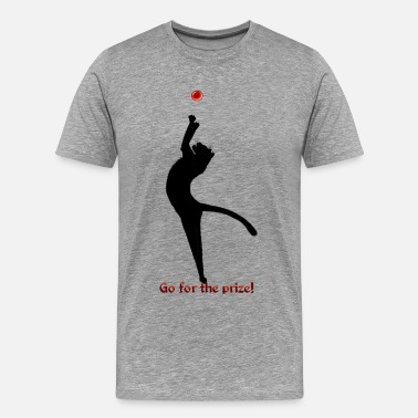 Prize Go For The Prize - Men's Premium T-Shirt