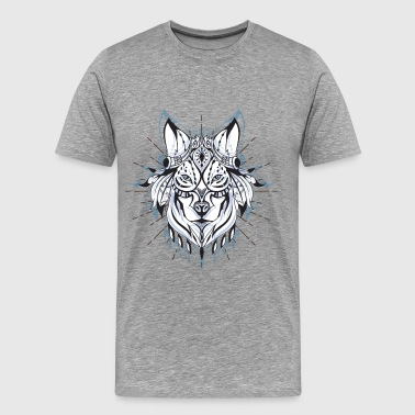 Wolf, Wolves, Wildlife, Outdoor, Nature - Men's Premium T-Shirt