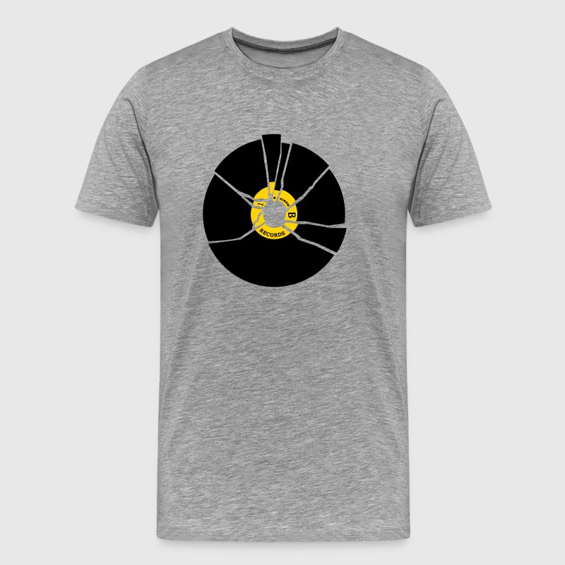 music record - Men's Premium T-Shirt