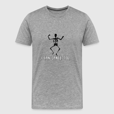 Dance Champion I can dance too - Men's Premium T-Shirt
