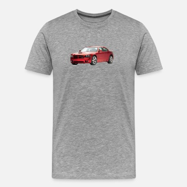 Srt8 2006 dodge charger srt8 - Men's Premium T-Shirt