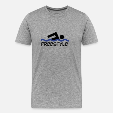 Freestylers freestyle - Men's Premium T-Shirt