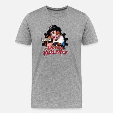 Clockwork Orange A Clockwork Racer - Men's Premium T-Shirt