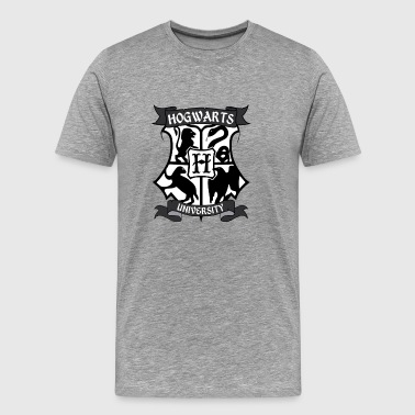 Hogwarts University - Men's Premium T-Shirt