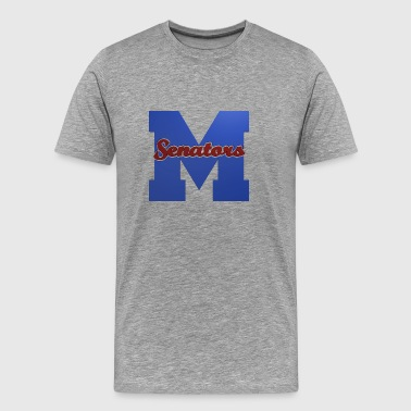 Senator Swag - Men's Premium T-Shirt