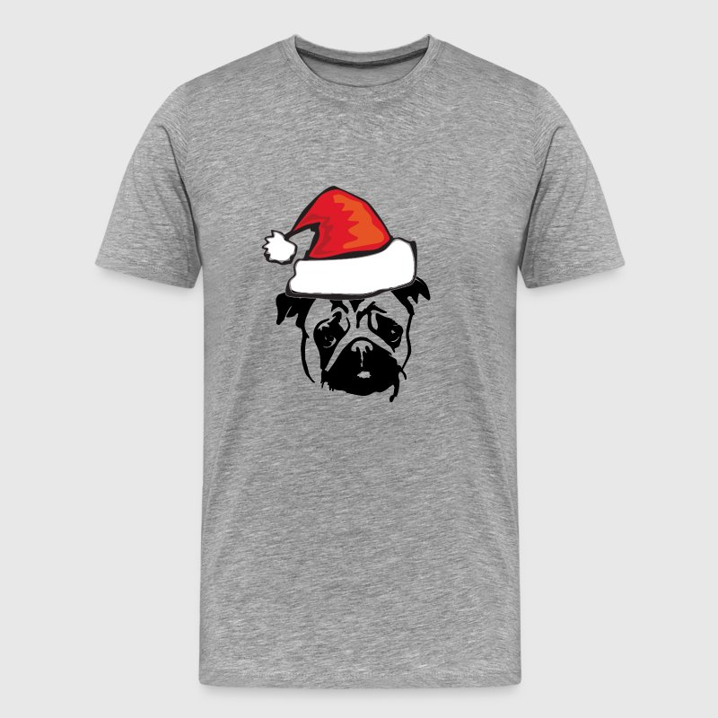 pub christmas - Men's Premium T-Shirt