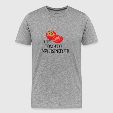 The Tomato Whisperer - Men's Premium T-Shirt