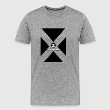 Blasterjaxx Merch Blasterjaxx V - Men's Premium T-Shirt