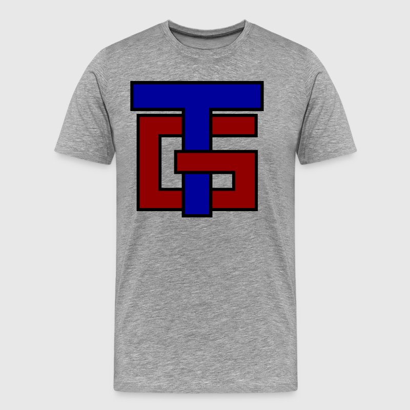 Thrabalen Gaming Retro Logo - Men's Premium T-Shirt