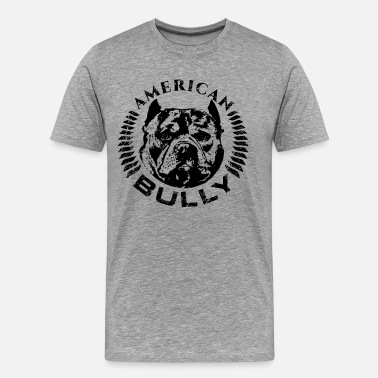 Bully Dog American Bully - Men's Premium T-Shirt