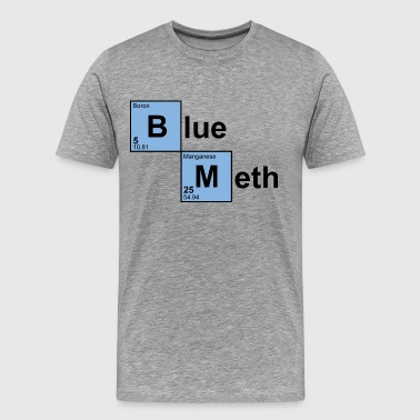 Blue Meth - Men's Premium T-Shirt