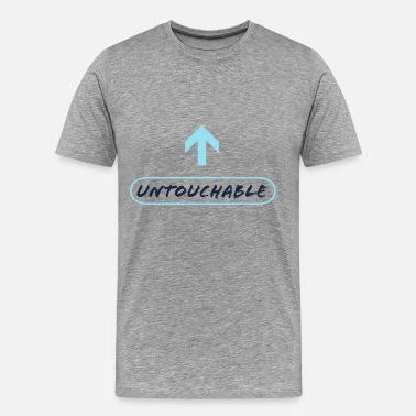 Untouchables The Untouchables Shirt - Men's Premium T-Shirt