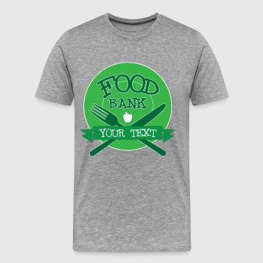 Food Bank - Men's Premium T-Shirt