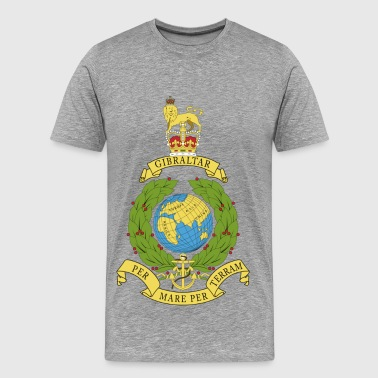 Royal Marines Royal Marines - Men's Premium T-Shirt