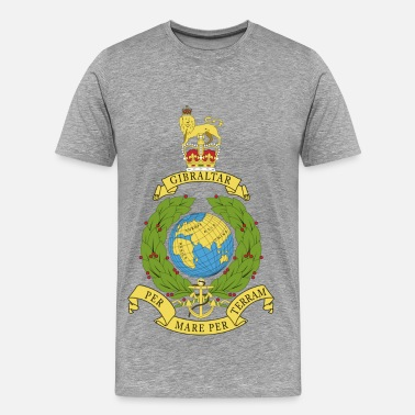 Royal Marines Commando Royal Marines - Men's Premium T-Shirt