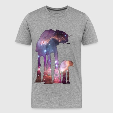 Cosmic Walkers - Men's Premium T-Shirt