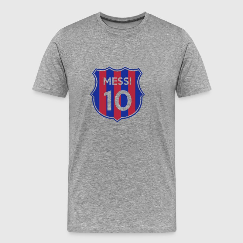 Messi 10 - Men's Premium T-Shirt