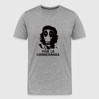 Viva La Chimichanga - Men's Premium T-Shirt