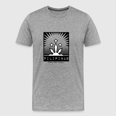 Filipino Pride. The symbol of the Philippines. - Men's Premium T-Shirt
