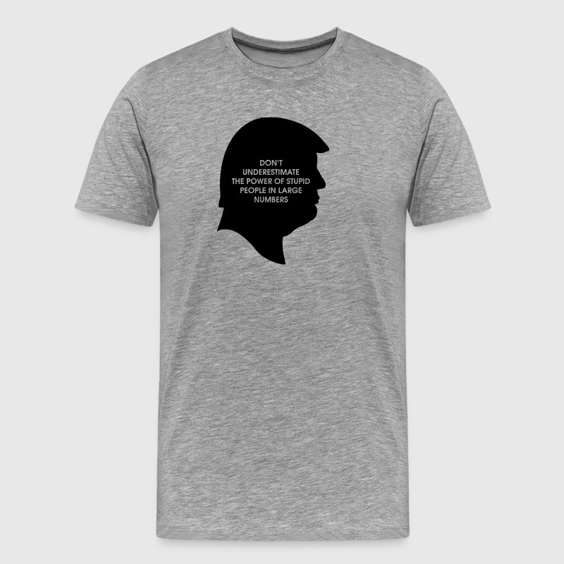 The Donald - Men's Premium T-Shirt
