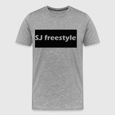 Freestyle Clothing SJ freestyle shirt (grey) - Men's Premium T-Shirt