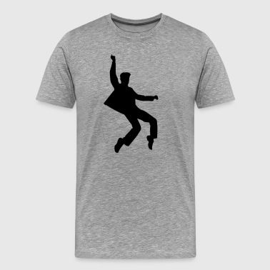 Elvis Dance - Men's Premium T-Shirt