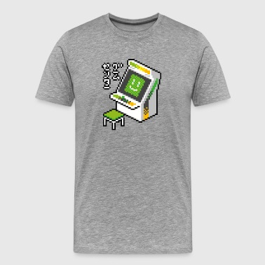 Pixelcandy_AW - Men's Premium T-Shirt