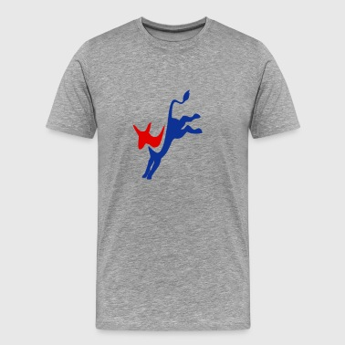 Democrat - Men's Premium T-Shirt