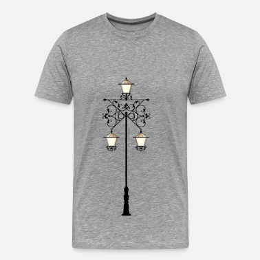Street Light Street light clip art - Men's Premium T-Shirt