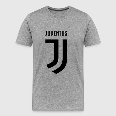 Cr7 juve new logo - Men's Premium T-Shirt