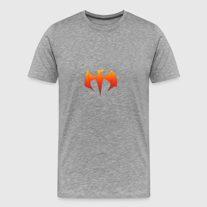 Flame Dragon - Men's Premium T-Shirt