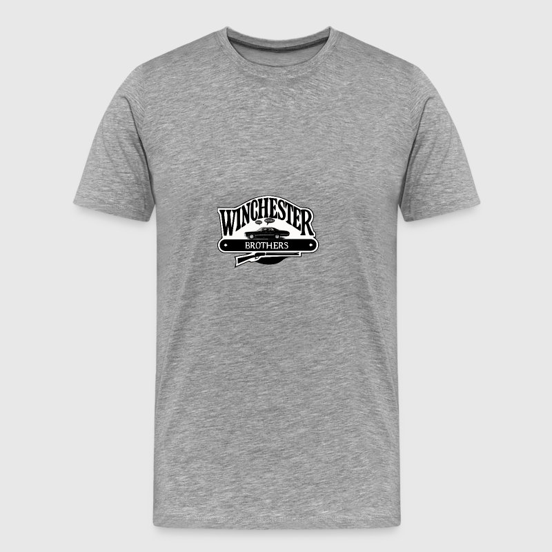 WINCHESTER - BROTHERS - Men's Premium T-Shirt
