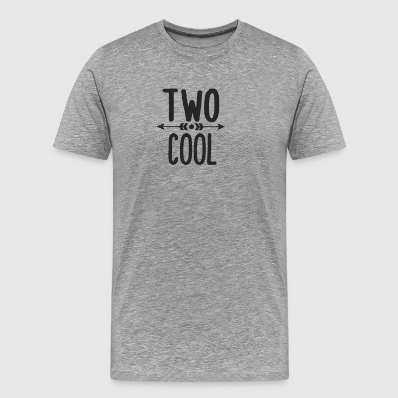 Two Cool - Men's Premium T-Shirt