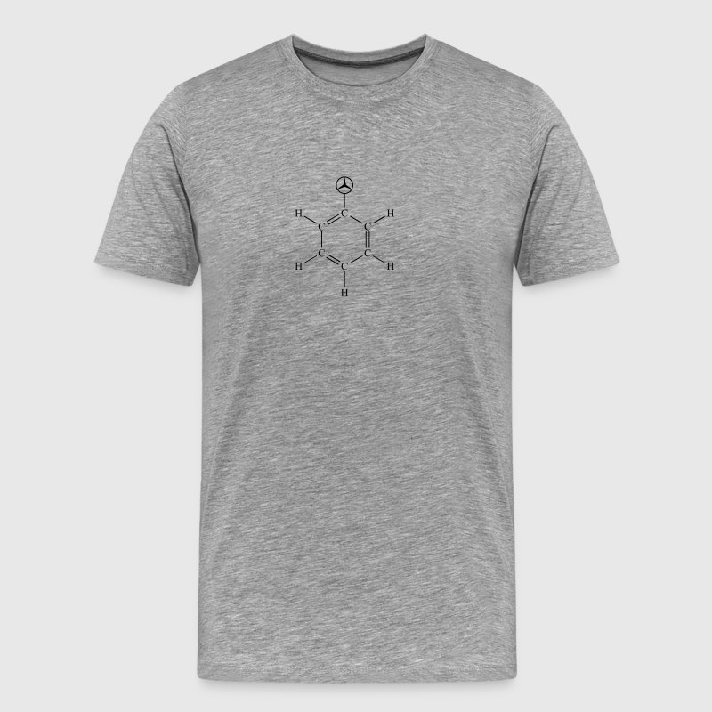 Mercedes Benzene - Men's Premium T-Shirt
