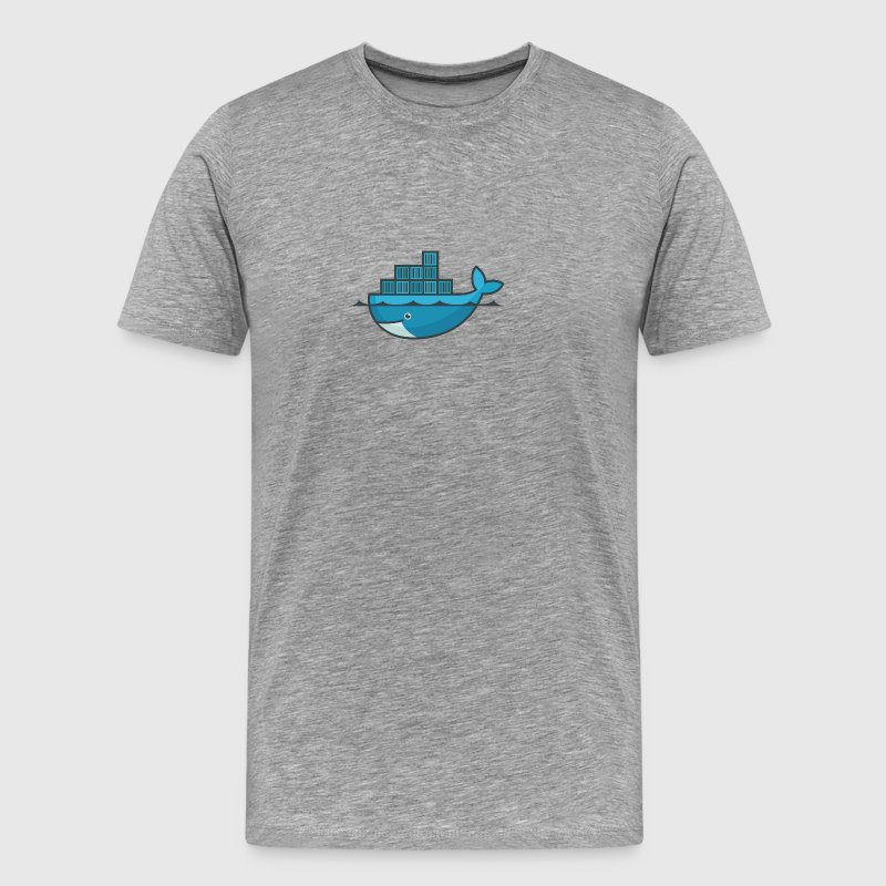 Docker - Men's Premium T-Shirt