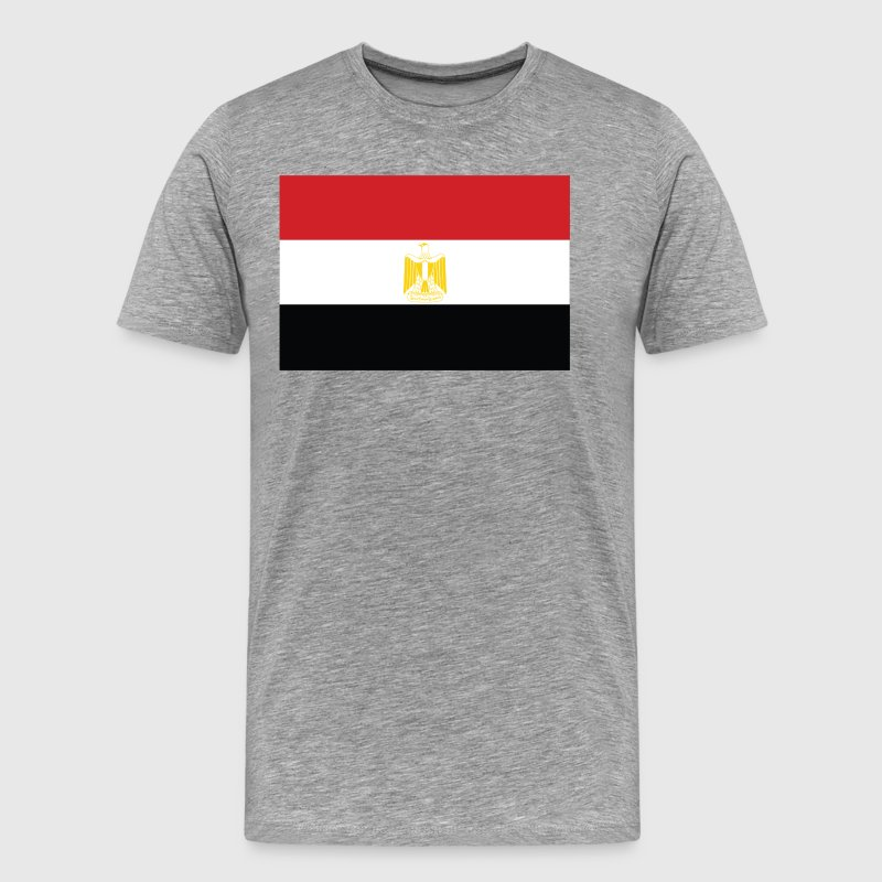 Flag of Egypt Cool Egyptian Flag - Men's Premium T-Shirt