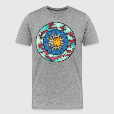 Moon Sun - Men's Premium T-Shirt