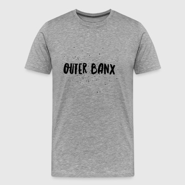 Outer Banx - Men's Premium T-Shirt