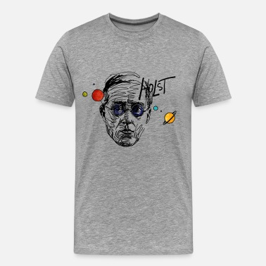 Gustav holst planets - Men's Premium T-Shirt