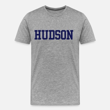 Hudson News Hudson - Men's Premium T-Shirt