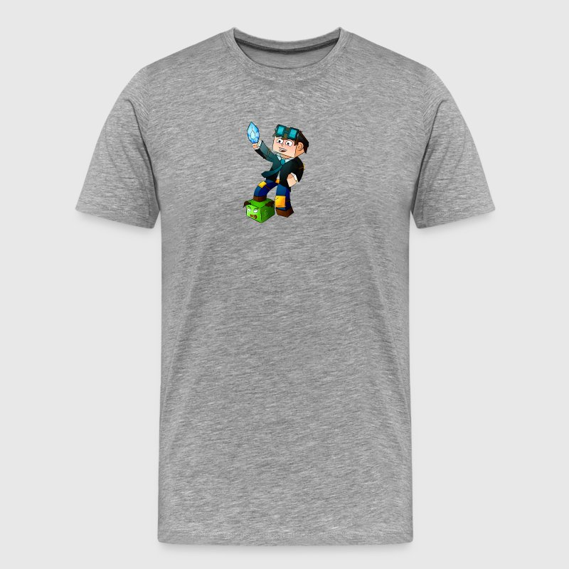 dantdm game fans - Men's Premium T-Shirt
