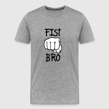 Fist Bro - Men's Premium T-Shirt