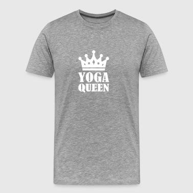 Yoga Queen Yoga Queen - Men's Premium T-Shirt