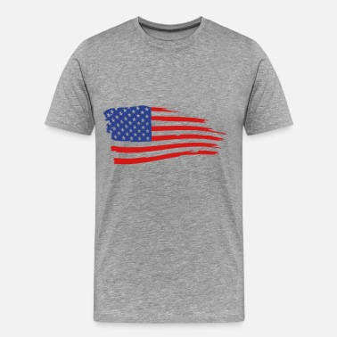 Bandiera the flag - Men's Premium T-Shirt