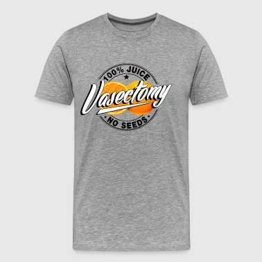 vasectomy - Men's Premium T-Shirt