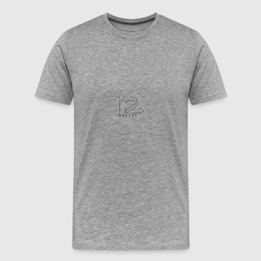 PROJECT 12 - Men's Premium T-Shirt