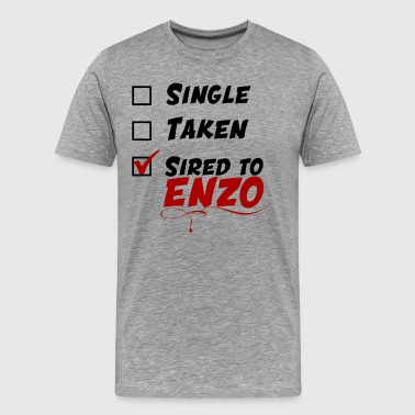 Enzo TVD - Men's Premium T-Shirt